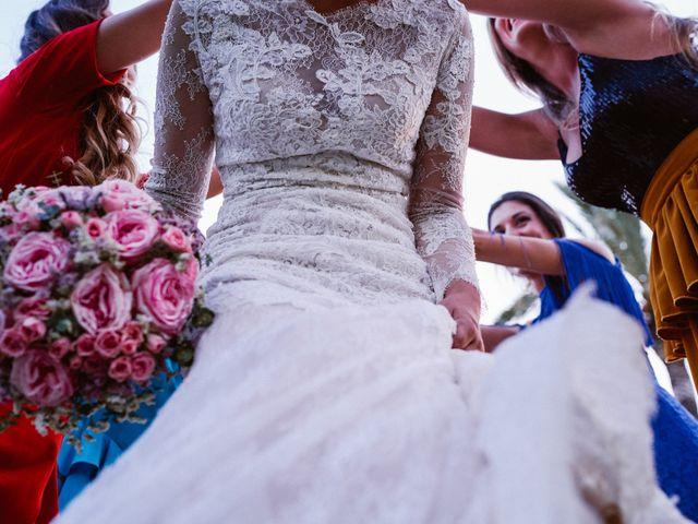 La boda de Alberto y Cinta en Palos De La Frontera, Huelva 92