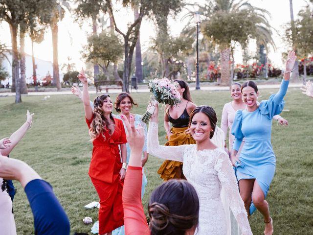 La boda de Alberto y Cinta en Palos De La Frontera, Huelva 93