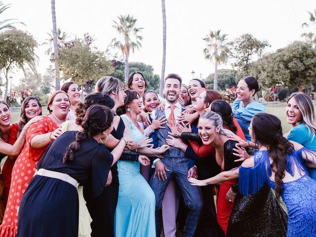 La boda de Alberto y Cinta en Palos De La Frontera, Huelva 94