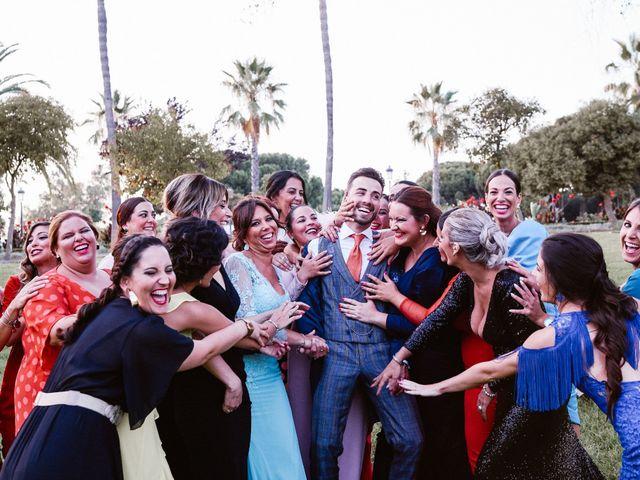 La boda de Alberto y Cinta en Palos De La Frontera, Huelva 95