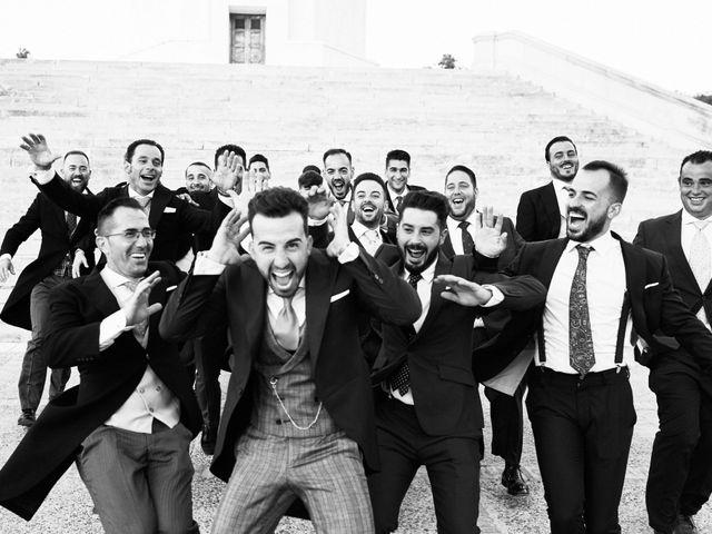 La boda de Alberto y Cinta en Palos De La Frontera, Huelva 98