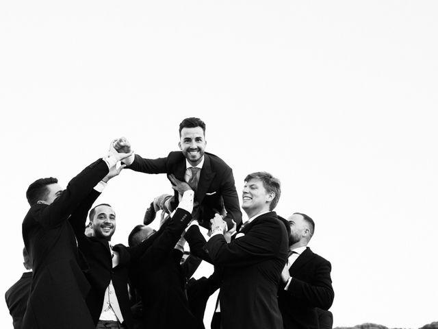 La boda de Alberto y Cinta en Palos De La Frontera, Huelva 99