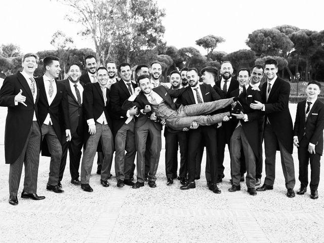 La boda de Alberto y Cinta en Palos De La Frontera, Huelva 100