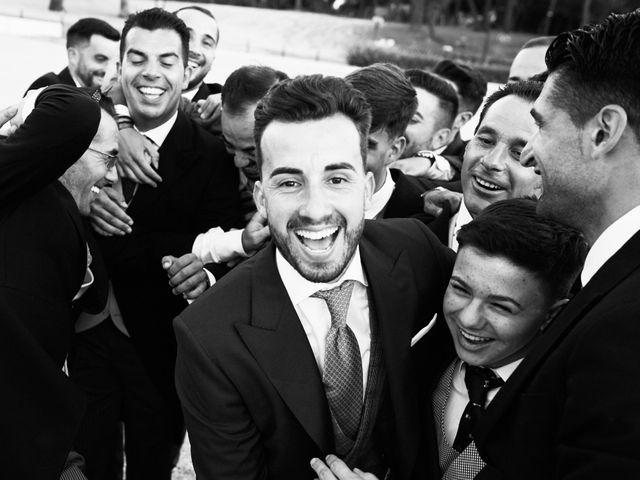 La boda de Alberto y Cinta en Palos De La Frontera, Huelva 102