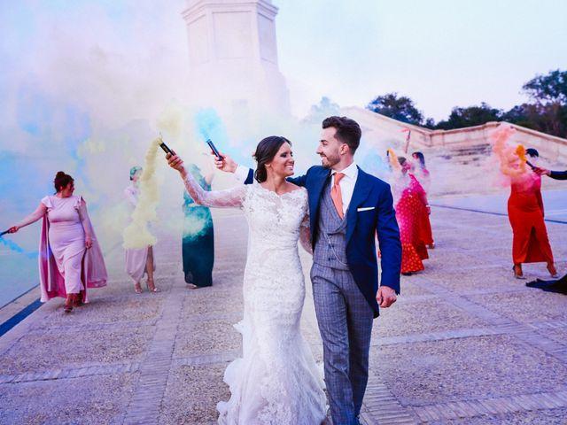 La boda de Alberto y Cinta en Palos De La Frontera, Huelva 103