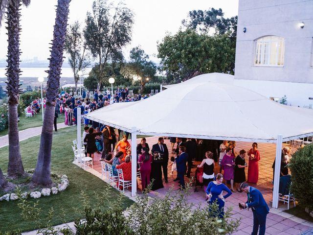 La boda de Alberto y Cinta en Palos De La Frontera, Huelva 105