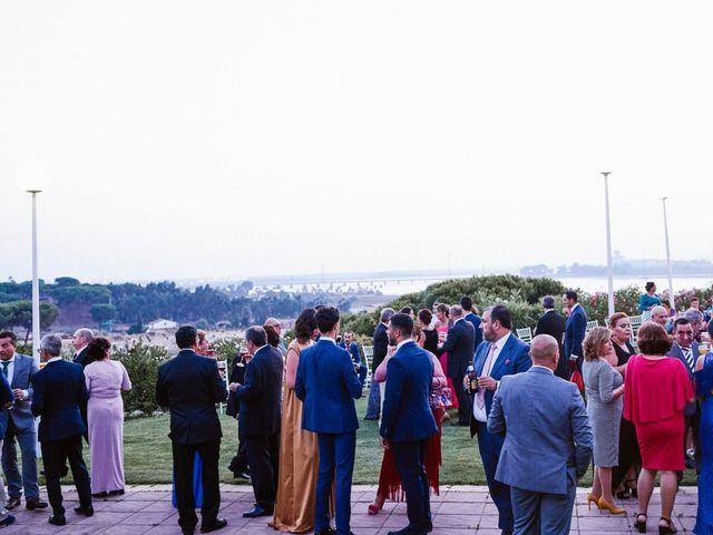 La boda de Alberto y Cinta en Palos De La Frontera, Huelva 106