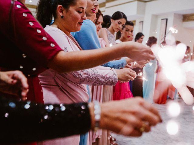 La boda de Alberto y Cinta en Palos De La Frontera, Huelva 107