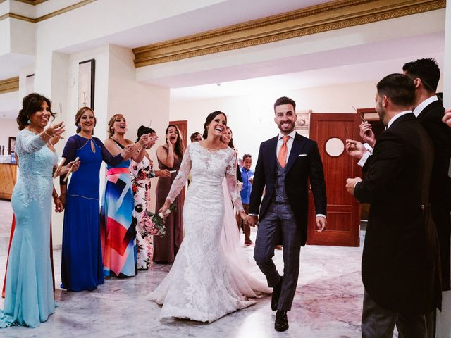 La boda de Alberto y Cinta en Palos De La Frontera, Huelva 108