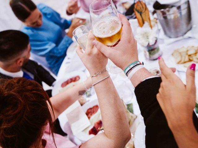 La boda de Alberto y Cinta en Palos De La Frontera, Huelva 109