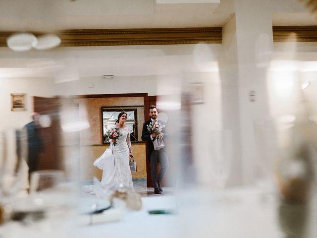 La boda de Alberto y Cinta en Palos De La Frontera, Huelva 110