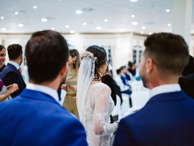 La boda de Alberto y Cinta en Palos De La Frontera, Huelva 111