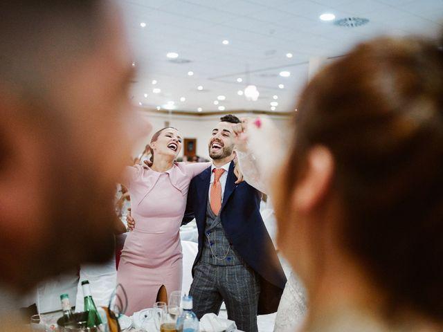 La boda de Alberto y Cinta en Palos De La Frontera, Huelva 112