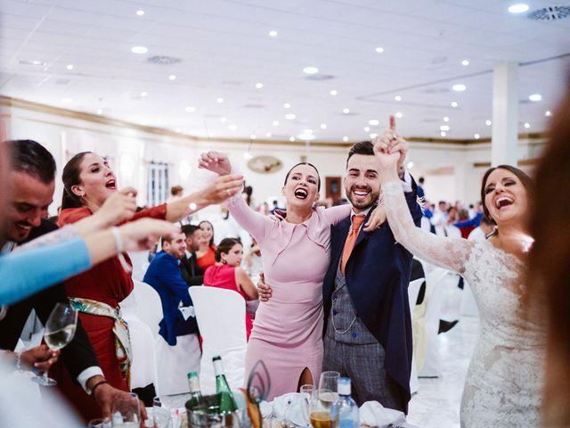 La boda de Alberto y Cinta en Palos De La Frontera, Huelva 113