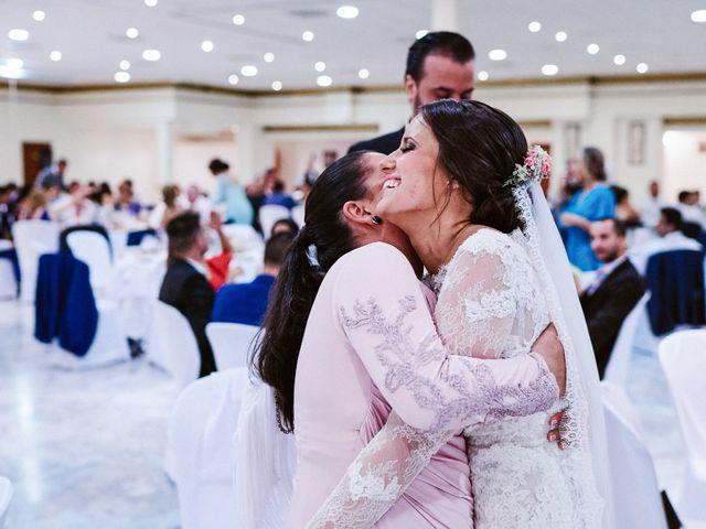 La boda de Alberto y Cinta en Palos De La Frontera, Huelva 114