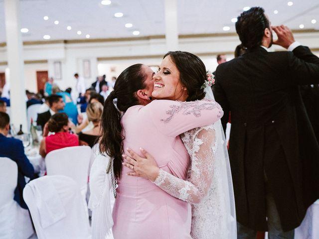 La boda de Alberto y Cinta en Palos De La Frontera, Huelva 115