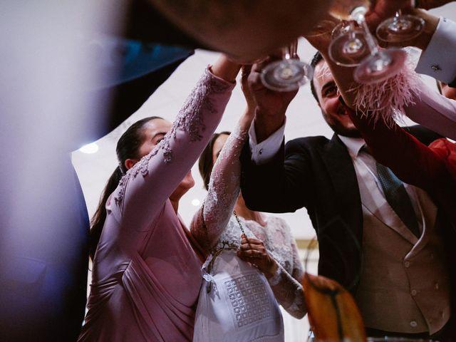 La boda de Alberto y Cinta en Palos De La Frontera, Huelva 116