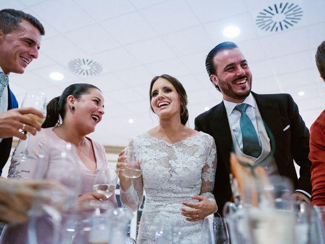 La boda de Alberto y Cinta en Palos De La Frontera, Huelva 117