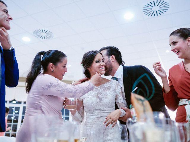 La boda de Alberto y Cinta en Palos De La Frontera, Huelva 118