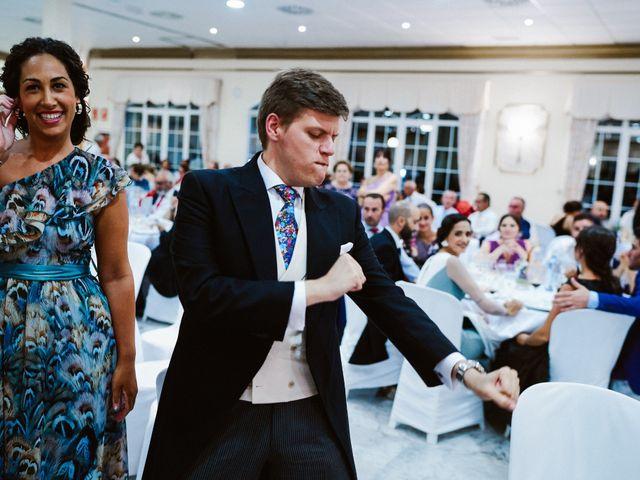 La boda de Alberto y Cinta en Palos De La Frontera, Huelva 123
