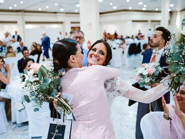 La boda de Alberto y Cinta en Palos De La Frontera, Huelva 126
