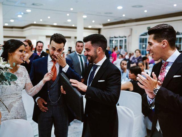 La boda de Alberto y Cinta en Palos De La Frontera, Huelva 127