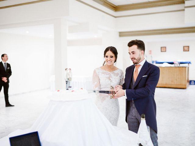 La boda de Alberto y Cinta en Palos De La Frontera, Huelva 130