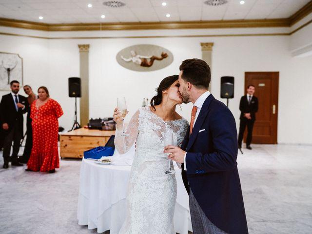 La boda de Alberto y Cinta en Palos De La Frontera, Huelva 131