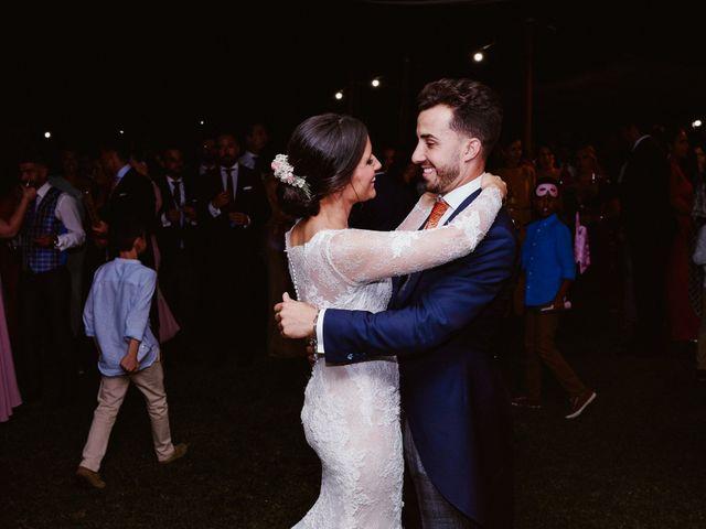 La boda de Alberto y Cinta en Palos De La Frontera, Huelva 132