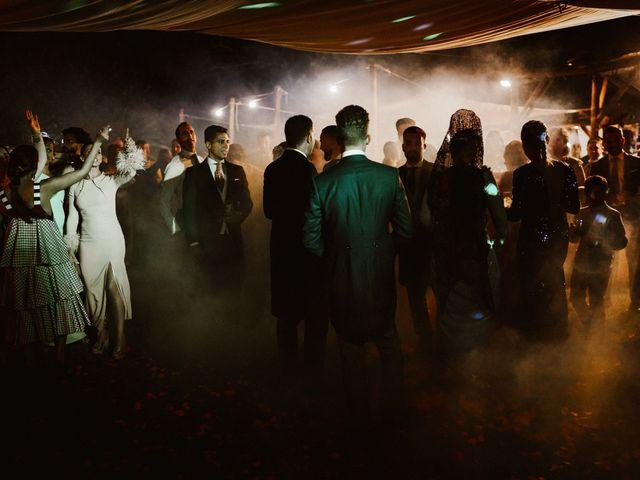 La boda de Alberto y Cinta en Palos De La Frontera, Huelva 133