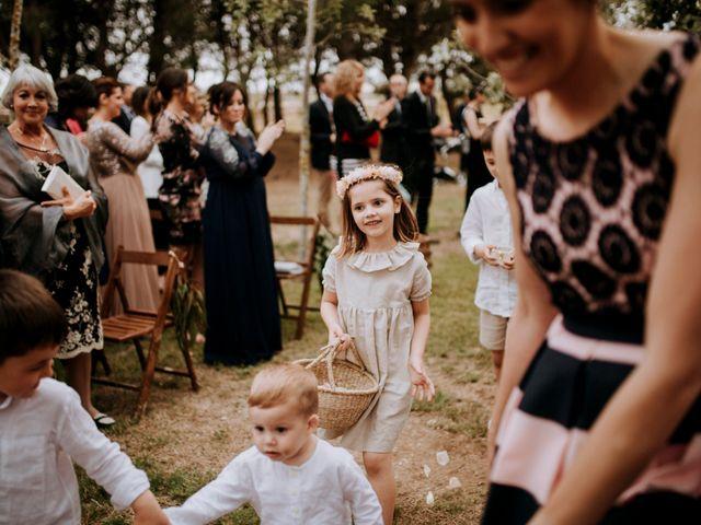 La boda de Sergi y Rosa en Deltebre, Tarragona 33