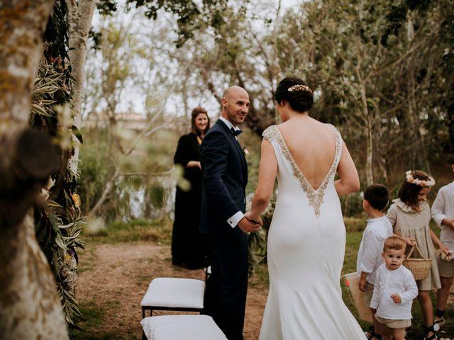 La boda de Sergi y Rosa en Deltebre, Tarragona 36