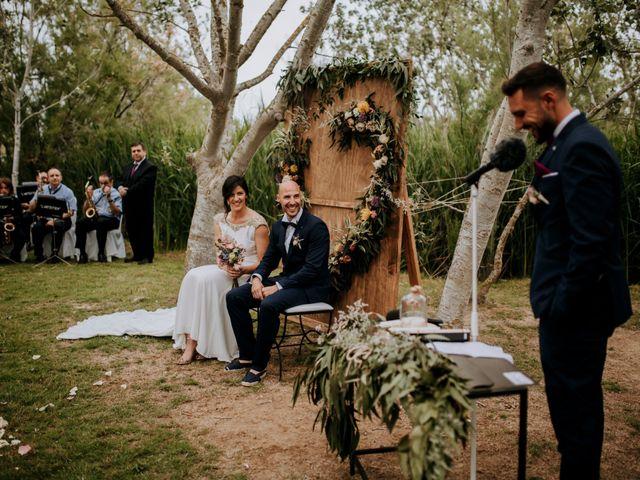 La boda de Sergi y Rosa en Deltebre, Tarragona 37