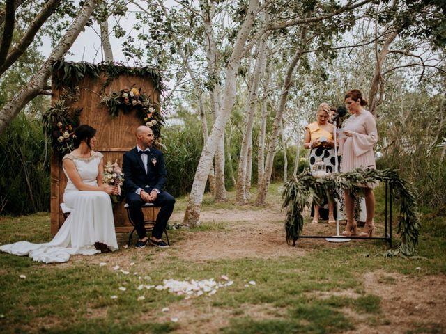 La boda de Sergi y Rosa en Deltebre, Tarragona 41