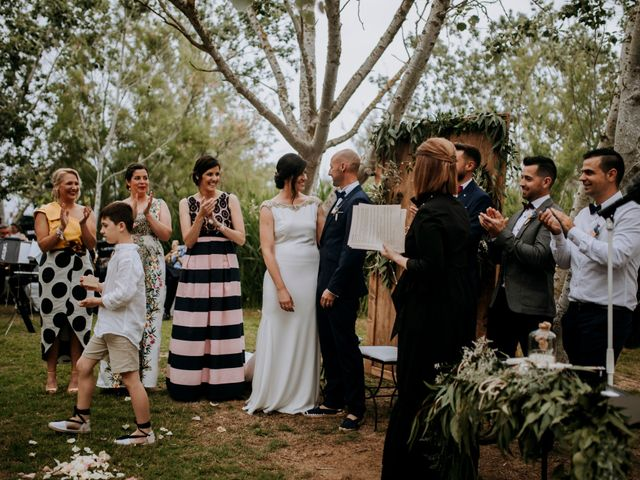 La boda de Sergi y Rosa en Deltebre, Tarragona 49