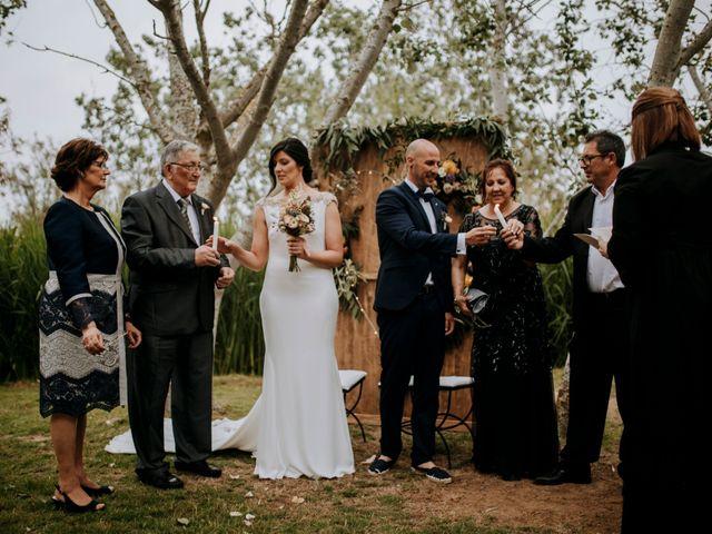 La boda de Sergi y Rosa en Deltebre, Tarragona 50