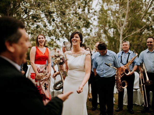 La boda de Sergi y Rosa en Deltebre, Tarragona 61
