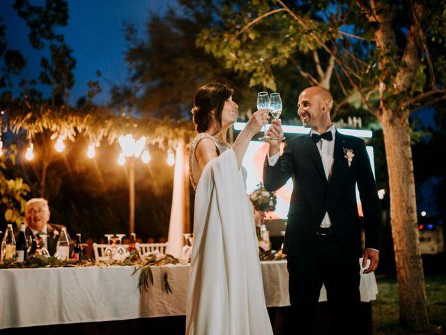 La boda de Sergi y Rosa en Deltebre, Tarragona 71