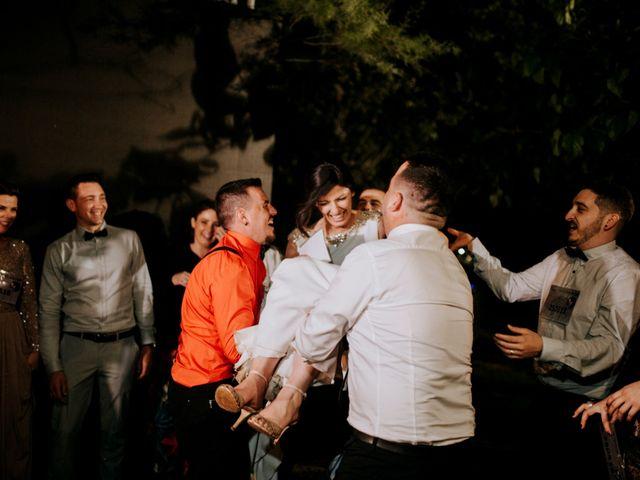 La boda de Sergi y Rosa en Deltebre, Tarragona 78