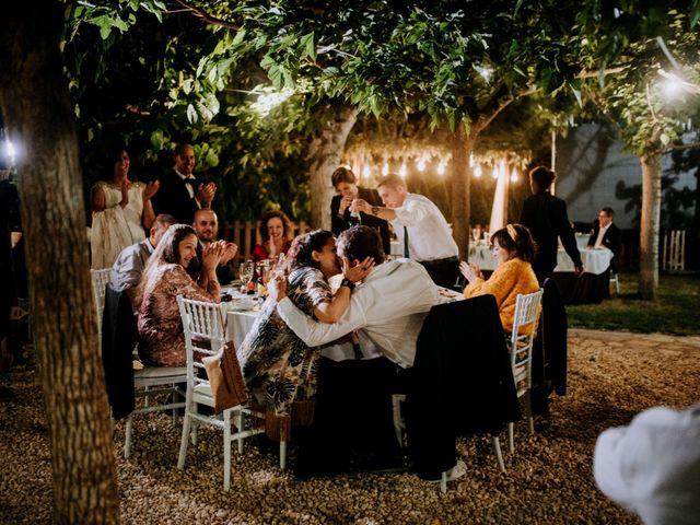 La boda de Sergi y Rosa en Deltebre, Tarragona 81