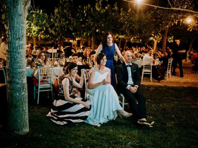 La boda de Sergi y Rosa en Deltebre, Tarragona 83