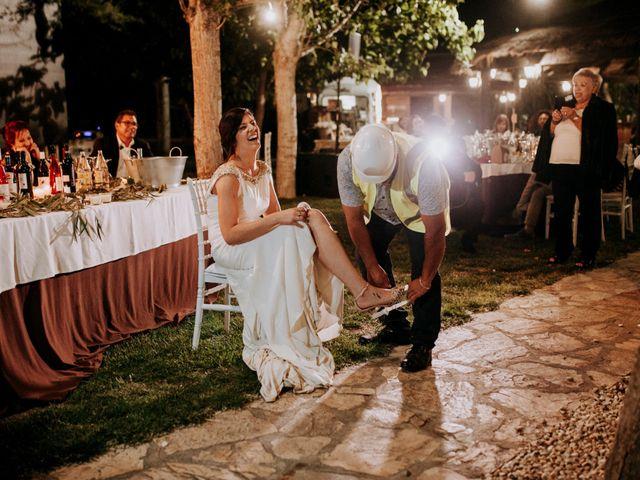 La boda de Sergi y Rosa en Deltebre, Tarragona 91