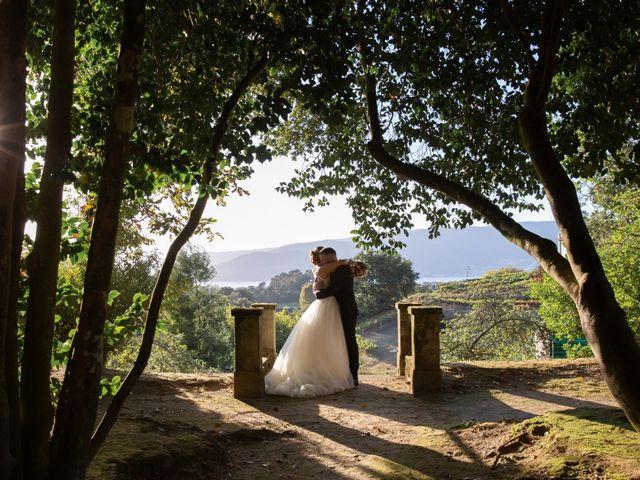 La boda de Jhonatan y Tamara en Redondela, Pontevedra 1