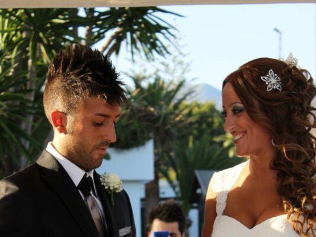 La boda de Carmen y Adrián en Nerja, Málaga 5