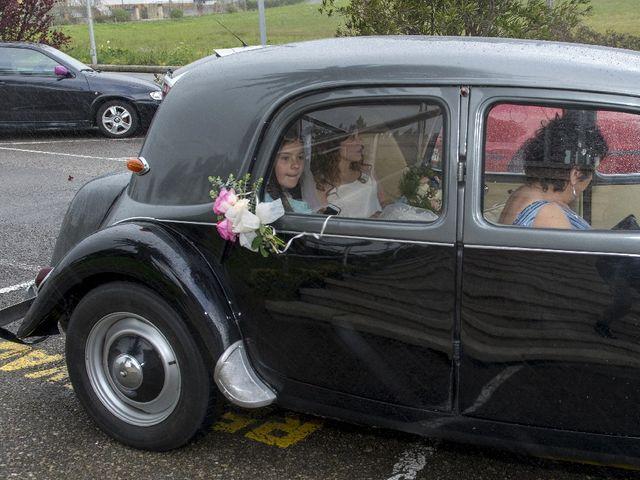 La boda de Jhony y Sandra en Avilés, Asturias 2