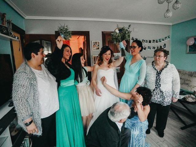 La boda de Jhony y Sandra en Avilés, Asturias 18