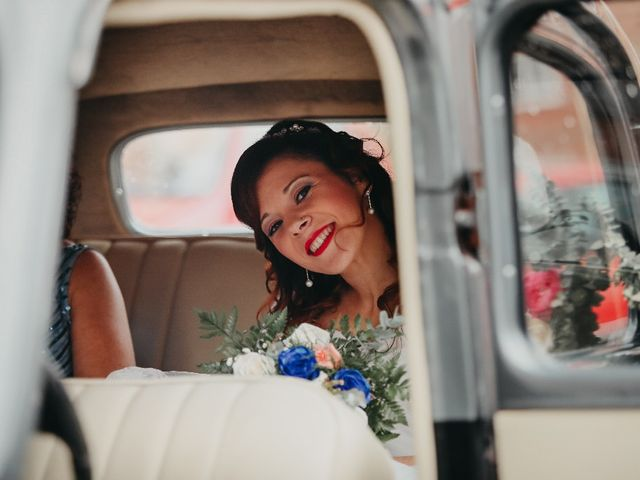 La boda de Jhony y Sandra en Avilés, Asturias 23
