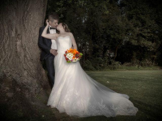 La boda de Sandra y Jhony