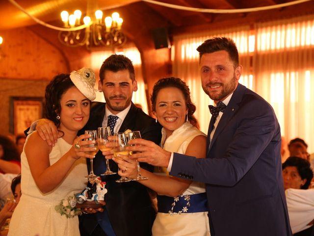 La boda de Juan Alberto y Marta en Sax, Alicante 2