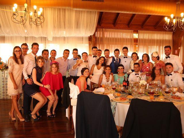 La boda de Juan Alberto y Marta en Sax, Alicante 3